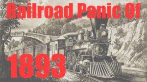 Railroad panic of 1893