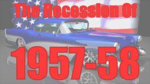 Recession of 1957-1958
